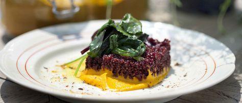 25 best les magrets du toqu images on pinterest ducks potatoes and chips - Comment cuisiner les feuilles de betterave rouge ...