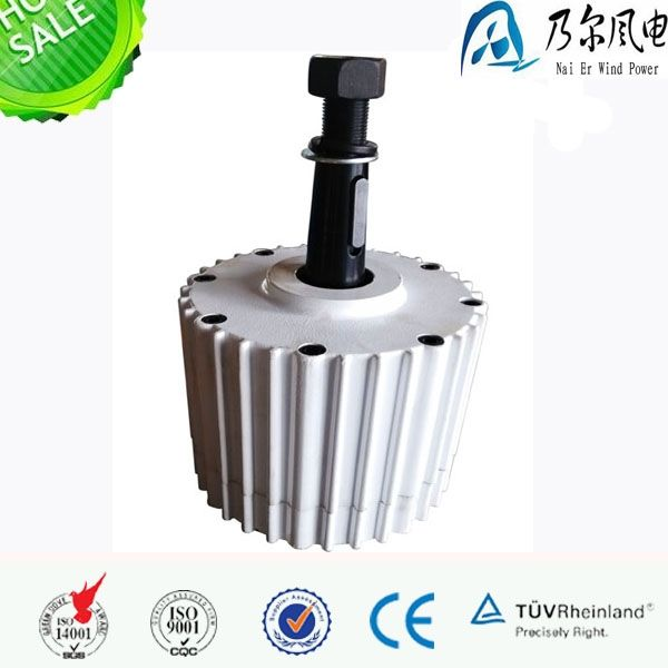 350.00$  Watch here - http://alioy3.worldwells.pw/go.php?t=32693950568 - 1kw permanent magnet alternator pm generator for sale