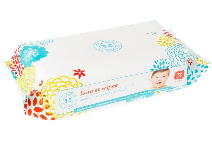 The Honest Company Honest Wipes (2013 formulation) || Skin Deep® Cosmetics Database | EWG
