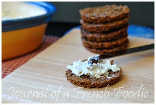 #Glutenfree #Crackers made with #Thermomix