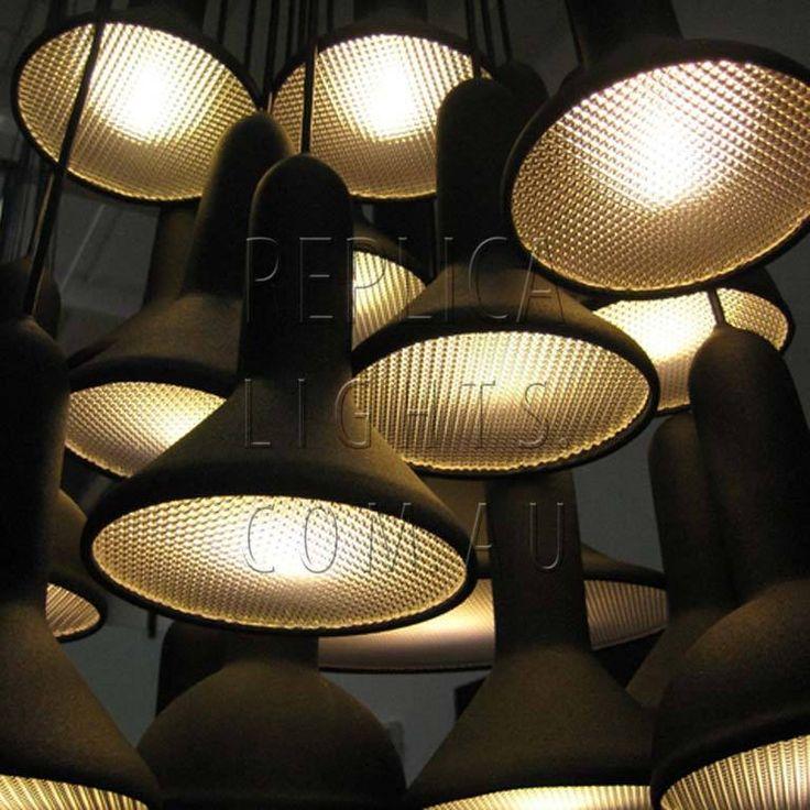 Replica Sylvain Willenz Torch Established S4 | http://www.replicalights.com.au/sylvain-willenz-torch-pendant-lamp-replica/