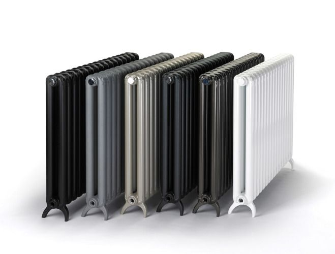 Made from entirely recycled Aluminium, the Tetro radiator is not only energy efficient but beautifully styled too