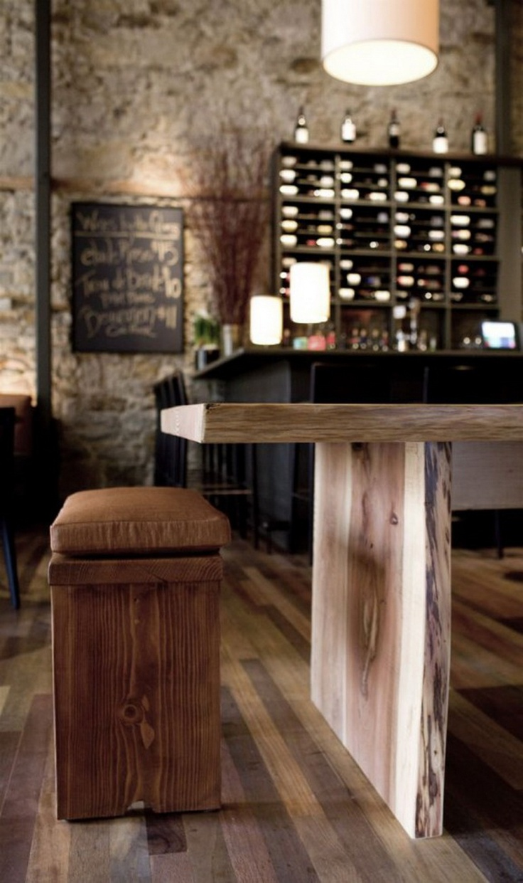 APPARATUS Architecture Make Contemporary And Natural Interior Design Restaurant Ubuntu 1