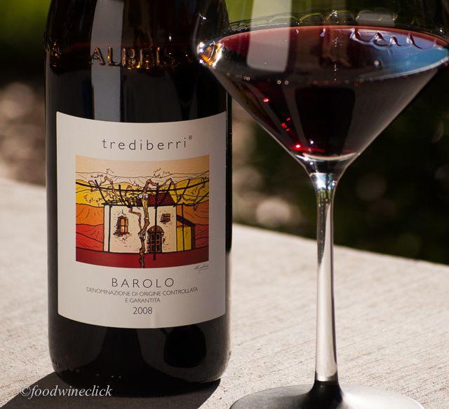 Barolo of Trediberri