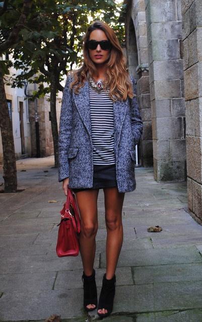 Look: old coat is back - María - Trendtation