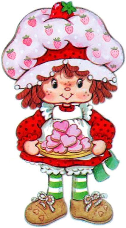 strawberry shortcake images clipart | Clip Art - Clip art strawberry shortcake 693940