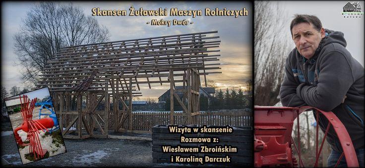 Nowa atrakcja: Skansen Żuławski Maszyn Rolniczych!  Uroczyste otwarcie muzeum już w niedzielę, ale już dzisiaj uchylam Wam rąbka tajemnicy . http://kochamyzulawy.wordpress.com/2013/12/12/skansen-maszyn-rolniczych-mokry-dwor/  We wtorek odwiedziłam Mokry Dwór i budowany skansen oraz porozmawiałam z twórcami tego projektu. Oczywiście to tylko przedsmak tego co będzie działo się w niedzielę! Zapraszam do lektury i do obejrzenia zdjęć. #Żuławy