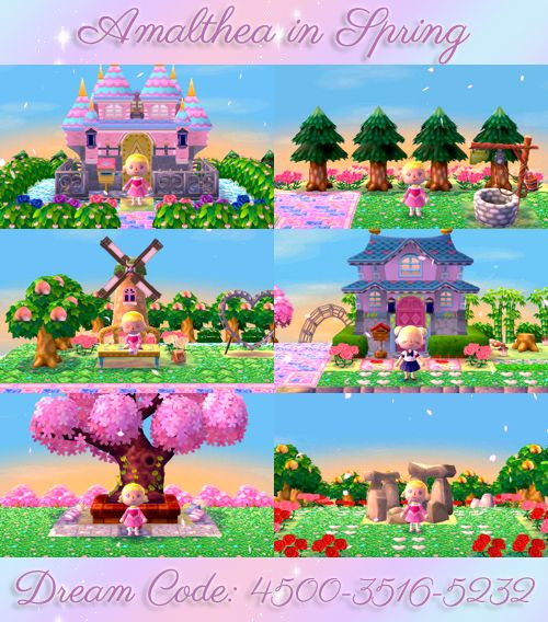 Animal Crossing Happy Home Designer Decor Tropical