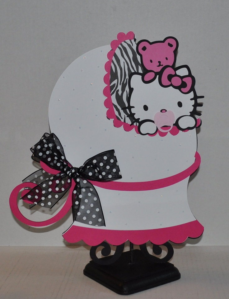 10 images about hello kitty babyshower on pinterest hello kitty birthday cake shower gifts. Black Bedroom Furniture Sets. Home Design Ideas