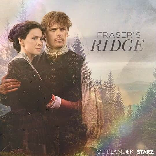 """The Frasers  Jamie & Claire  💙 on Instagram: """"A new home"""