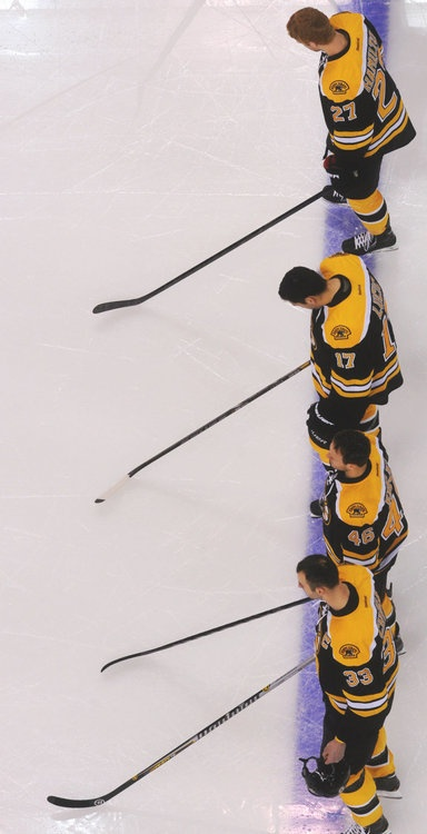 Boston Bruins Awesome Line Up!
