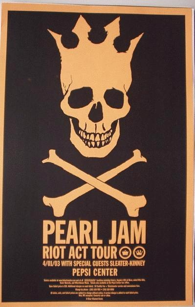 my husband has this flyer hanging in his man cave - not sure if it's the same date, but it's from the same tour.