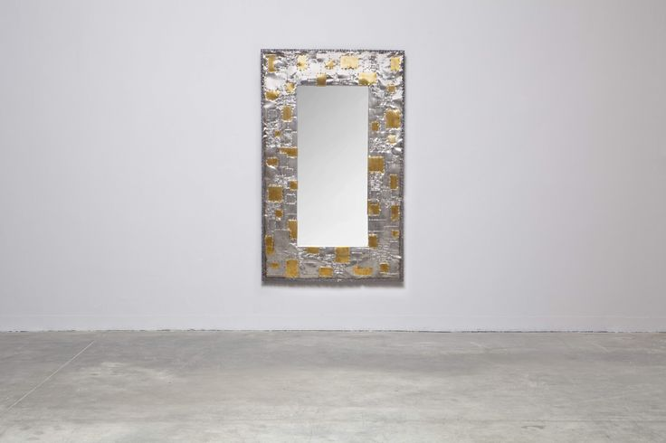 Mirror Middleage Silver-Gold by ENDSIDE ORIGINALS