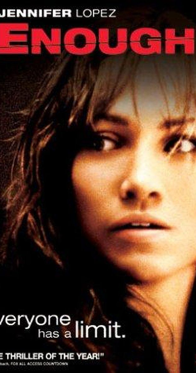 1 week Directed by Michael Apted. With Jennifer Lopez, Billy Campbell, Tessa Allen, Juliette Lewis. After running away fails, a terrified woman (Jennifer Lopez) empowers herself in order to battle her abusive husband (Billy Campbell).