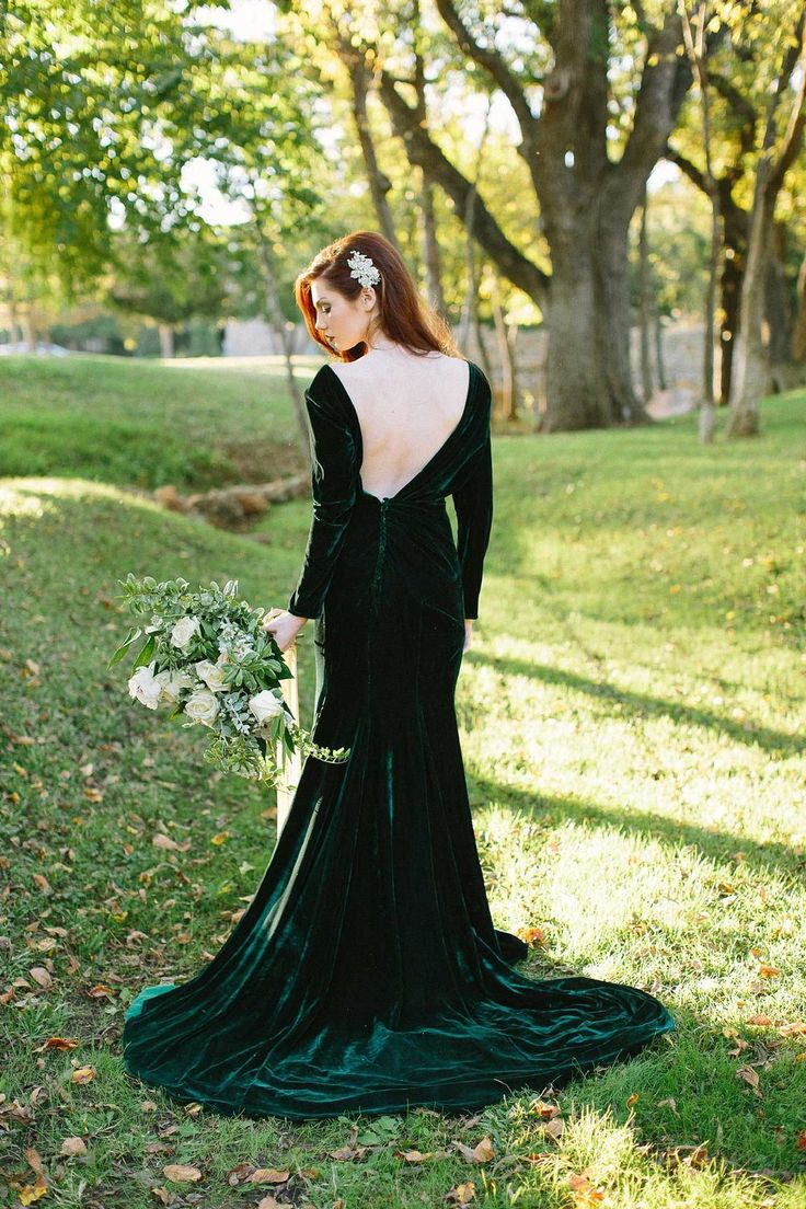 16 best bridesmaid dresses images on pinterest fort worth this velvet green bridesmaid dress is perfect for any fall wedding or winter wedding just ombrellifo Image collections