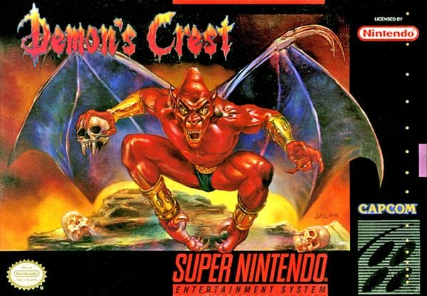 Play Demon's Crest Game on Super Nintendo SNES Online in your Browser. ➤ Enter and Start Playing NOW!