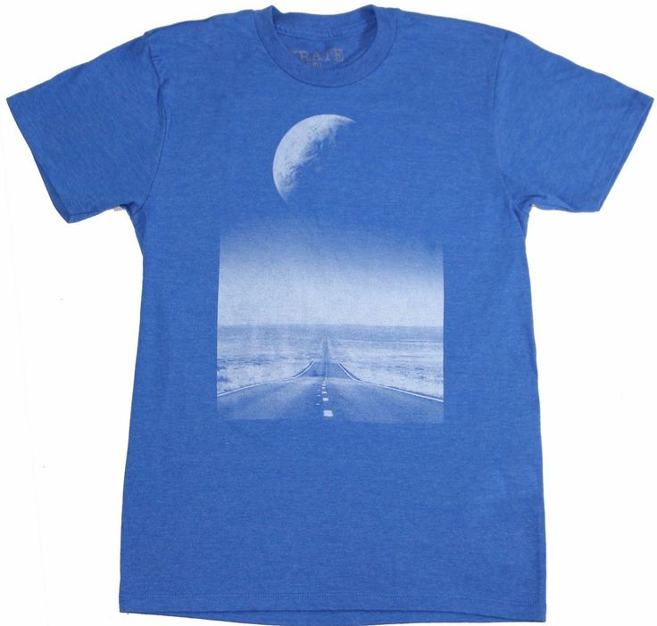 TWILIGHT, men graphic t-shirts