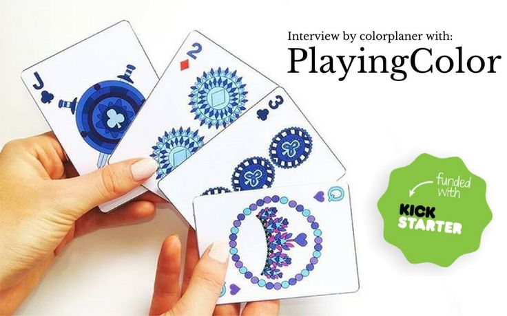 Hello adult coloring fans! In this week we have exclusive interview with creator of PlayingColor cards! A coloring revolution that allows you to relax and color by releasing your inner artist, then laugh and play as you share them with your friends and family. Link: http://colorplaner.com/interview-with-creator-of-playingcolor/