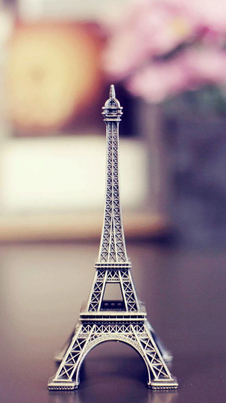Vintage Eiffel Tower,Paris iPhone wallpapers. Romance City