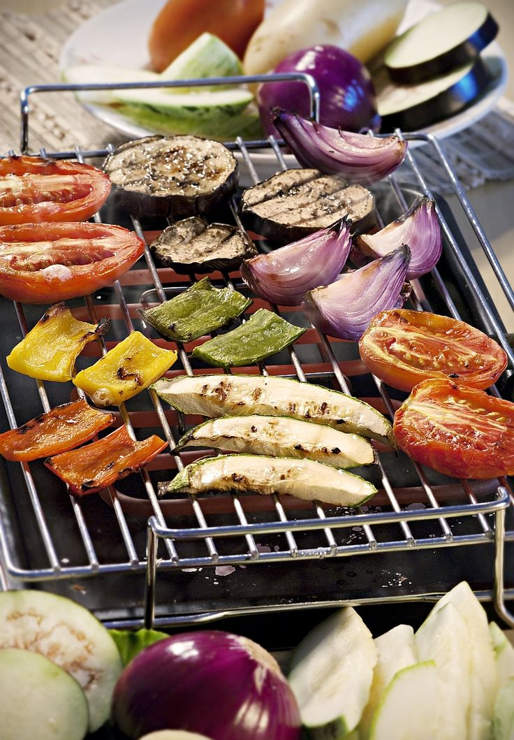 Churrasco vegetariano | Vegetarian barbecue