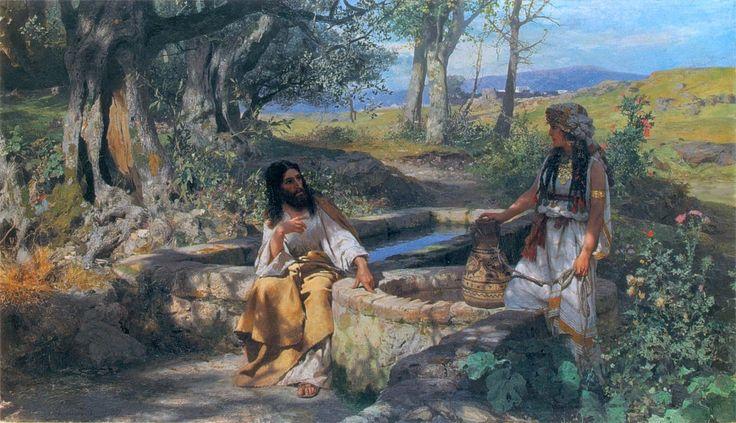 Siemiradzki-Chrystus i Samarytanka - Henryk Siemiradzki - Wikipedia, the free encyclopedia