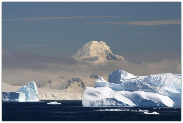Anvers Island  Antarctica