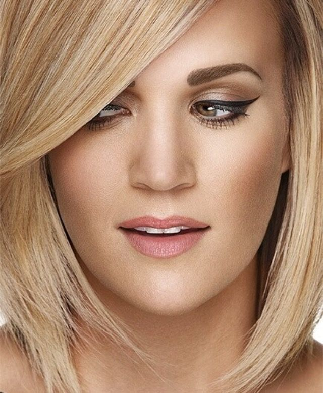 Carrie Underwood Makeup 25+ best ideas about C...