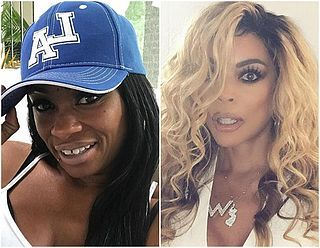 Credit: Instagram  Wendy Williams Blac Chyna's Mom Tokyo Toni Sues Wendy Williams For $1M October 20, 2017 by 0 Shares Advertisement Blac Chyna's mother, Tokyo Toni, is after the cash! The 29-year-