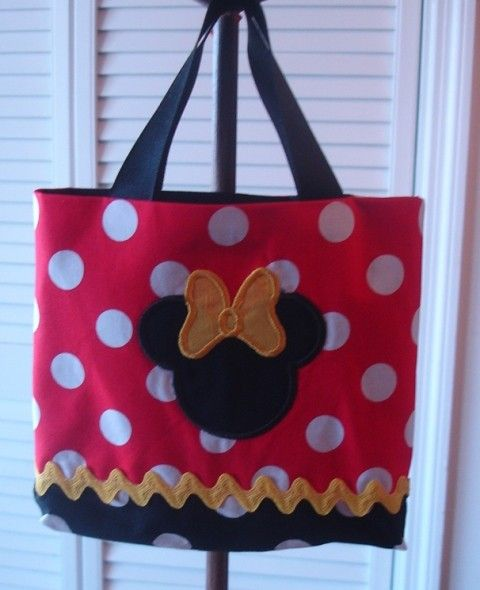 This would be so cute for the girls to have at disney, either that or a little backpack.