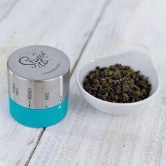 New! Steeped Tea Timer - never over steep again :) Available in a sneek peak discounted bundle in July!