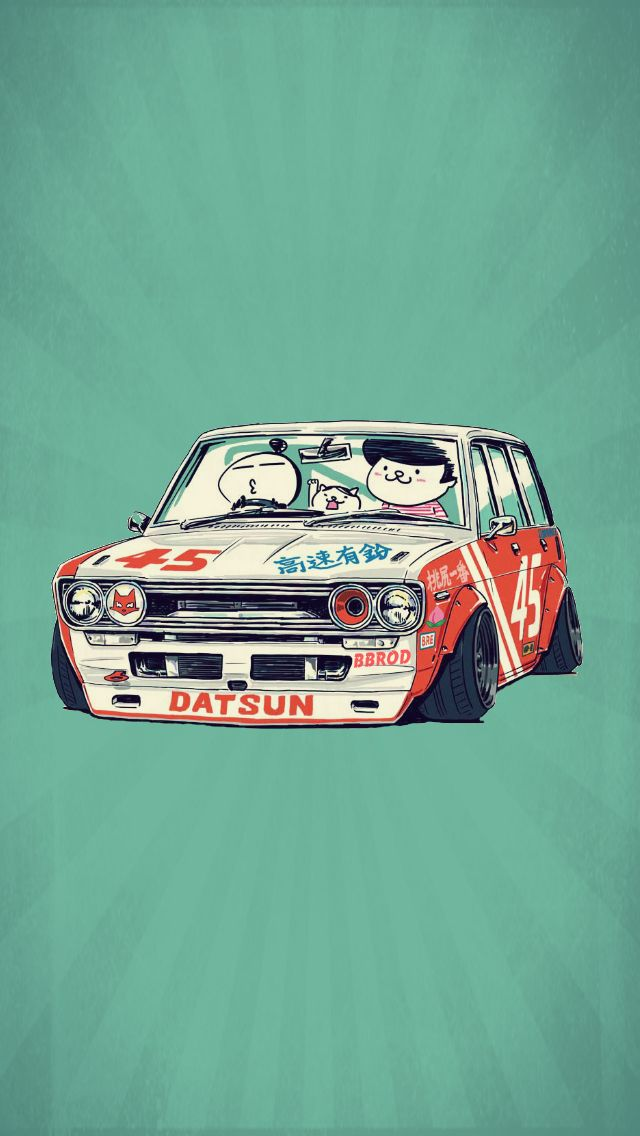 1000 Images About My Art Sticker Drift Jdm Stance On