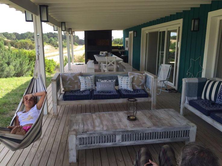 Casa espectacular costa esmeralda - Casas en alquiler en Pinamar
