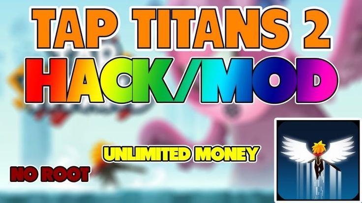 tap titans 2 hack mod