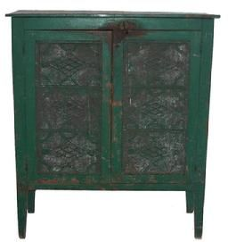 is poplar good for furniture. mid 19th century virginia pie safe with early green paint over the original salmon is poplar good for furniture