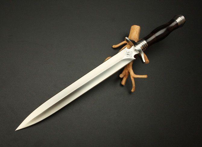 NuMade Big Dagger X-Large Custom Hunting Knife, Canada Knives