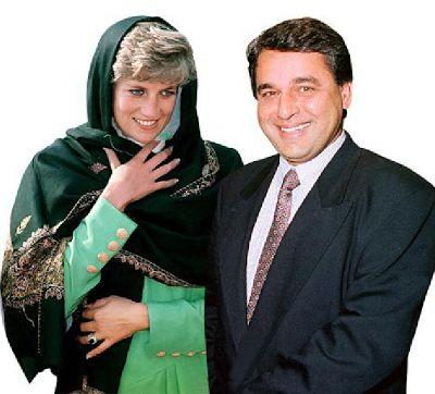 Resultado de imagen para Dr. Hasnat Khan princess diana