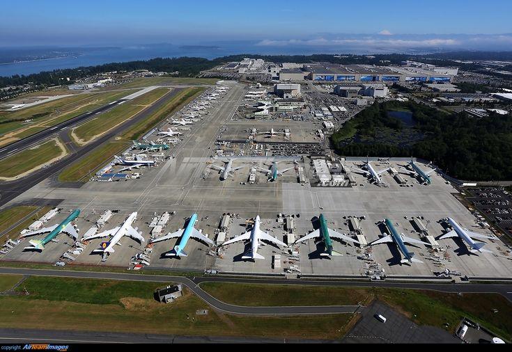 Boeing Everett Factory | Boeing Everett Factory