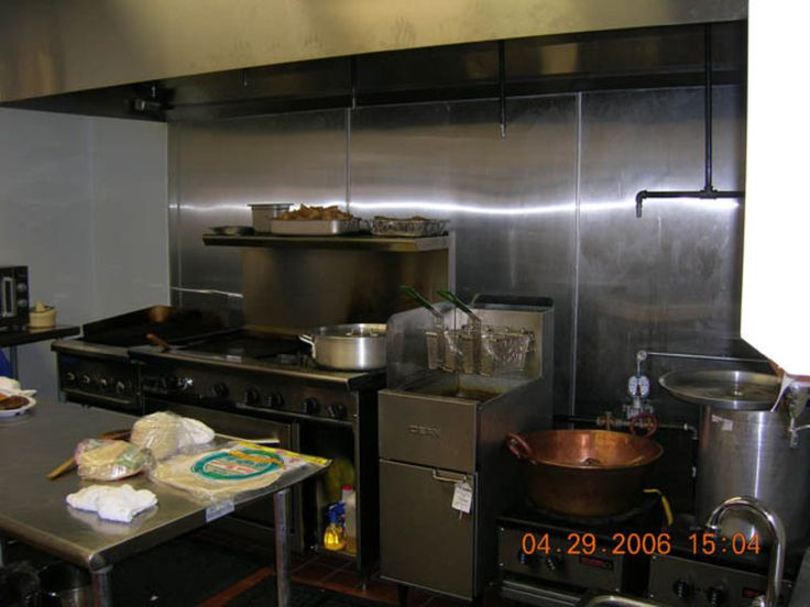 Restaurant Kitchen Organization Ideas semi open kitchen, service area glass partitions | design | show
