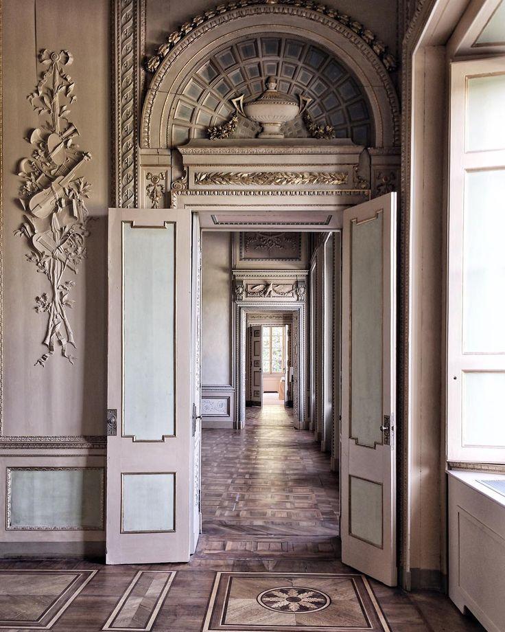 Villa Reale, Monza, Italy.