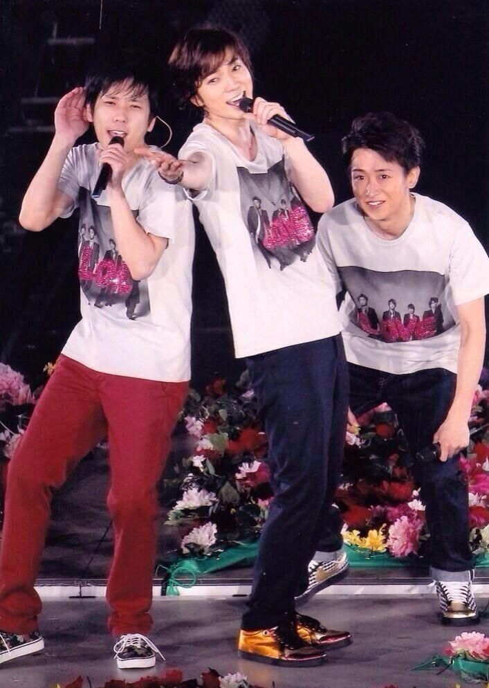 Nino×Jun×O-chan