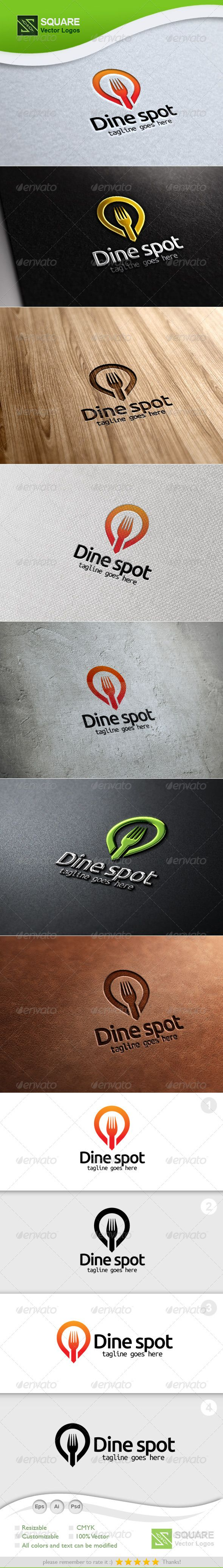 Fork, Locator Vector Logo Template #GraphicRiver File Description This is custom logo template. Illustrator (AI), Photoshop (PSD), Vector (EPS) logo files included in this download. You can customize to your own branding. All colors and text can be modified. It is suitable for food, business, fork, feast, locator, location, spot, pin, map, symbol, noodles, hotel, dinner, meal, restaurant related logos. FEATURES The Logo Is 100% Vector 100% Customizable Fully Layered Logo Template CMYK…