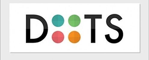 El juego Dots de iOS se ha descargado...