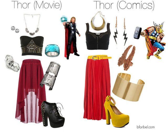 Panoplies Thor