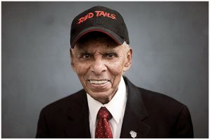 roscoe c brown tuskegee | Dr. Roscoe Brown who served in World War II as a Tuskegee Airman and ...