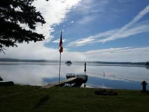 Cabin for rent on Caddy Lake in the Whiteshell Canada image 1