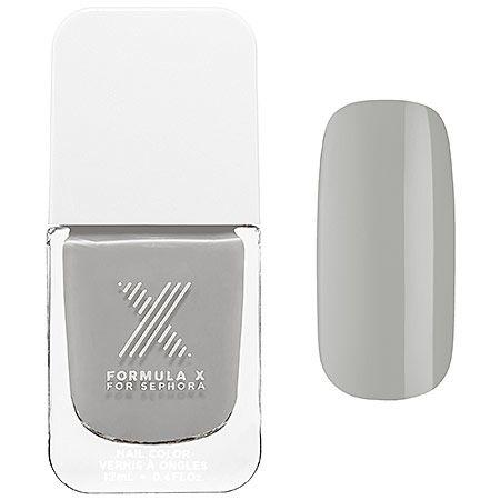 Formula X The Colors –Nail Polish Extraordinary (iceberg grey) $10.50