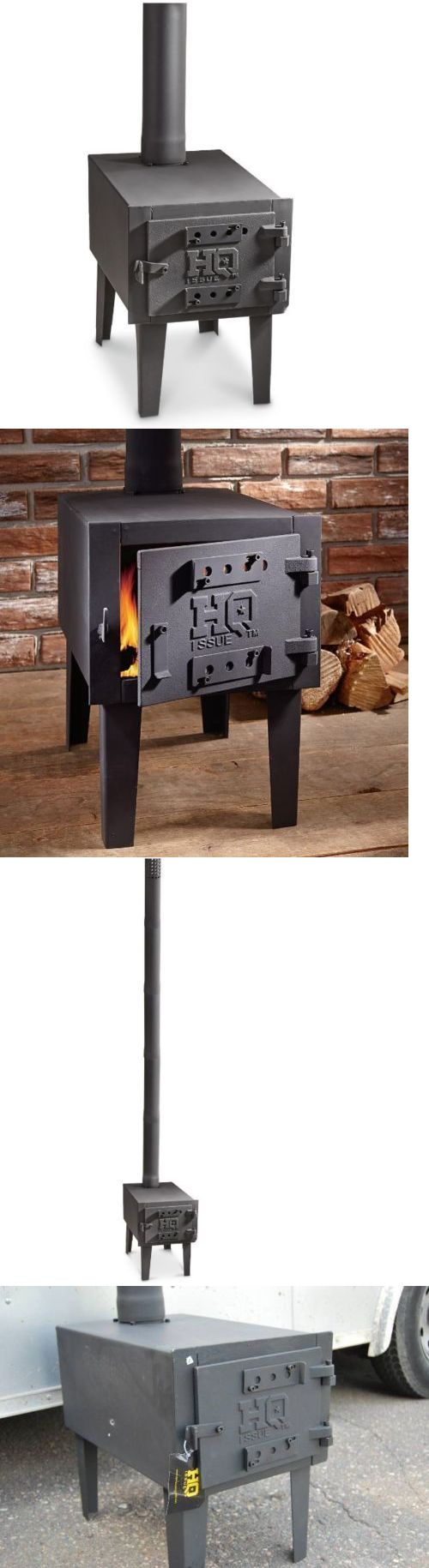 Camping Stoves 181386: Outdoor Wood Stove Camping Hiking Hunting Portable Heater Cook Tent Fireplace -> BUY IT NOW ONLY: $142.99 on eBay!