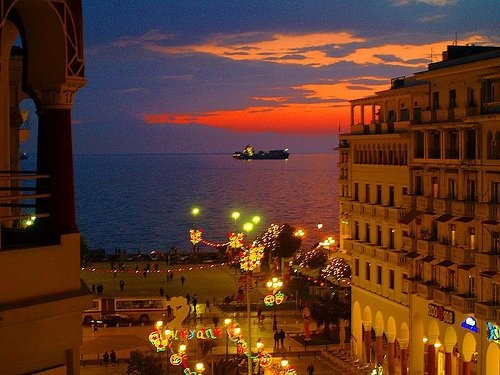 VISIT GREECE| Thessaloniki #Macedonia  http://www.visitgreece.gr/en/main_cities/thessaloniki