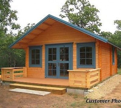 29 best Log Cabin Kits images on Pinterest Log cabins Log cabin