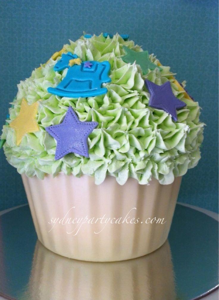 Baby Shower Cake - Boy